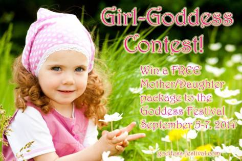 Girl Goddess Contest