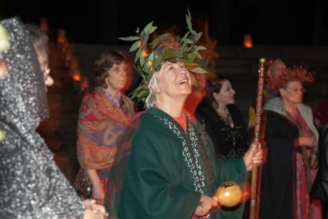 Z in ritual 2014